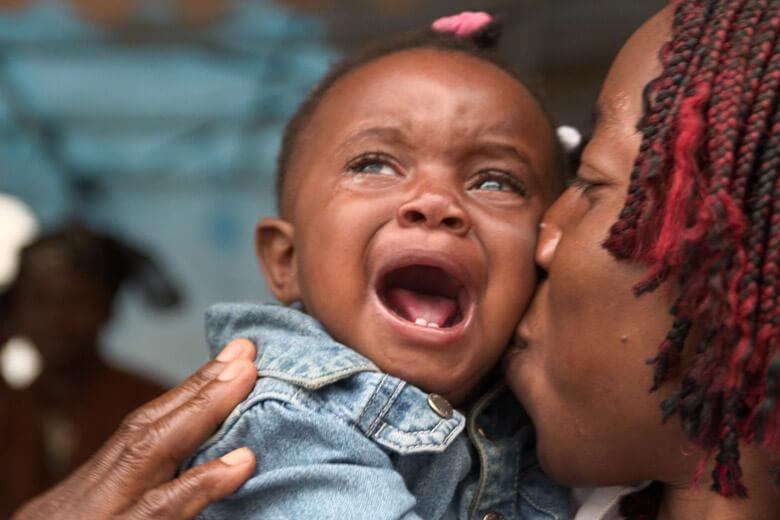 Pulcherie med barn