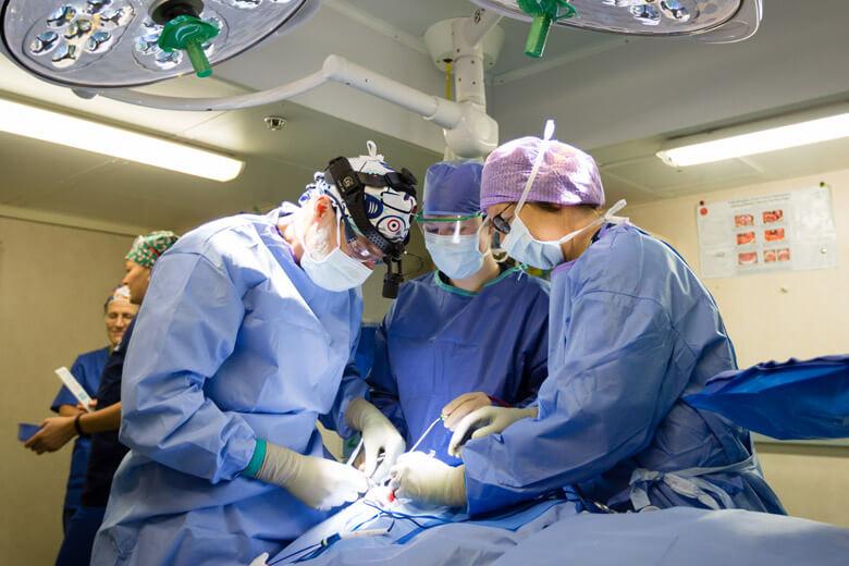 Vera Alstadt kirurg