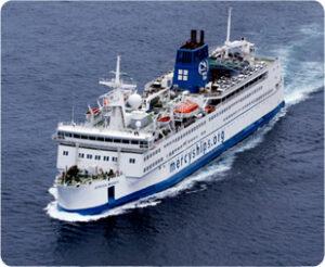 hemsida AFM skeppet