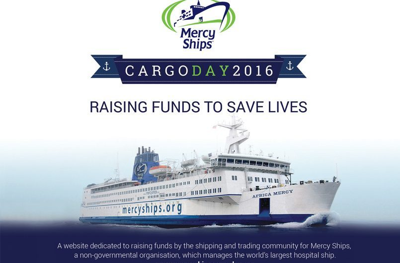 MercyShips cargoday