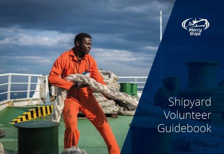Einsatzinformationen Shipyard Volunteer Guidebook