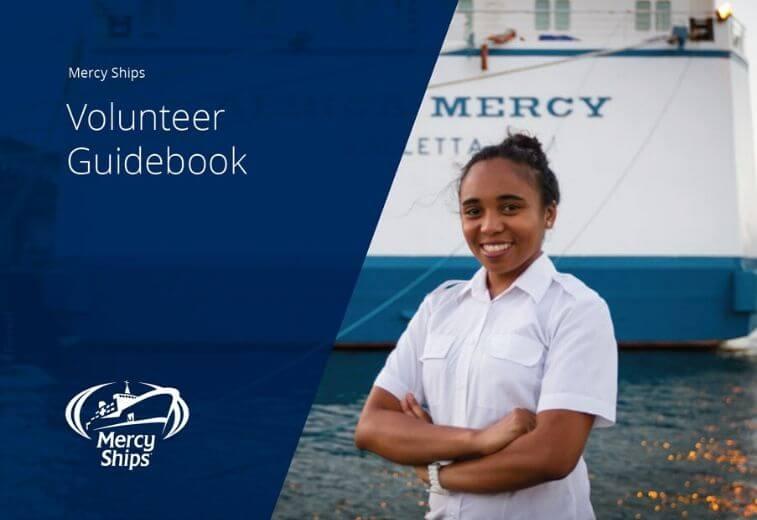Einsatzinformationen Volunteer Guidebook